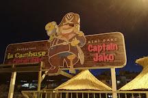 Captain Jako, Cap-d'Agde, France