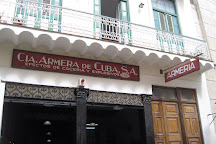 Museo Armeria 9 de Abril, Havana, Cuba