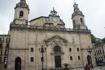 Iglesia de San Nicolas, Bilbao, Spain