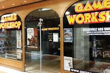 Games Workshop, Versailles, France