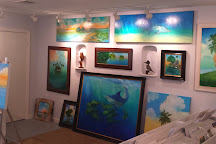Painted Fish Gallery, Dunedin, United States