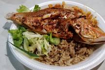 Oistin's Friday Night Fish Fry, Oistins, Barbados