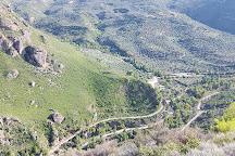Gorge of Vouraikos, Kalavrita, Greece