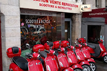 Freescoot, Paris, France