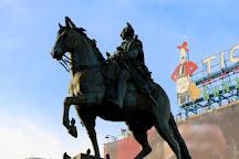 Estatua ecuestre de Carlos III Madrid, Madrid, Spain
