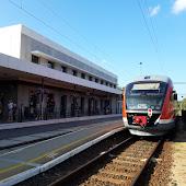 Железнодорожная станция  Keszthely