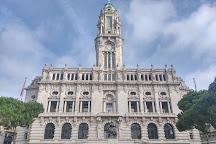 Monumento Almeida Garrett, Porto, Portugal
