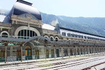 Estación de Canfranc, Canfranc, Spain