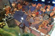 Musee de la Reine Berengere, Le Mans City, France
