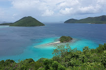 Waterlemon Cay, Virgin Islands National Park, U.S. Virgin Islands