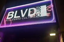 Boulevard Culture Club, Barcelona, Spain