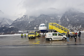 Аэропорт  Innsbruck INN
