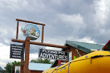 Flying Pig Adventure Company, Gardiner, United States