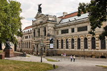 Albertinum, Dresden, Germany