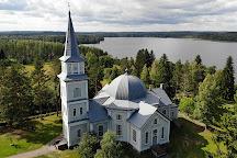 Rautjarven kirkko, Simpele, Finland