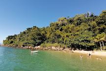 Lula Beach, Paraty, Brazil