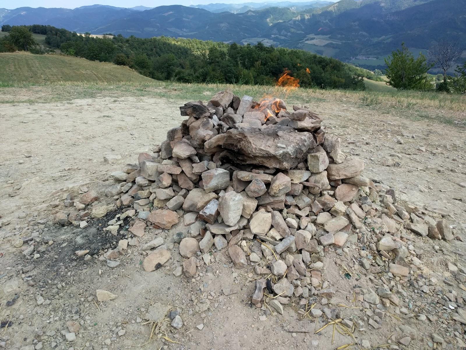 Cimitero Monumentale Predappio Fc visit vulcano monte busca on your trip to tredozio or italy