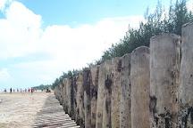 Lamaru Beach, Balikpapan, Indonesia