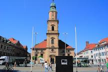 Hugenottenkirche, Erlangen, Germany