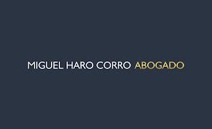 MIGUEL HARO CORRO | ABOGADO 2