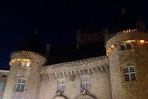 Chateau d'Aubenas, Aubenas, France