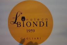 L'Enoteca Biondi 1959, Cagliari, Italy