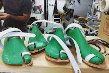 Deras leather crafts, Agios Nikolaos, Greece