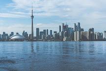Toronto Island Park, Toronto, Canada