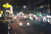 Zhongxiao Night Market, South District, Taiwan