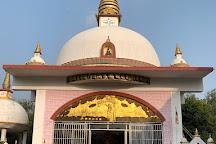 Gautami Nuns Temple, Lumbini Sanskritik, Nepal