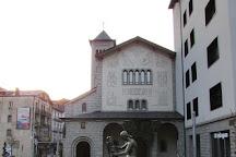 Sant Pere Martir Church, Escaldes-Engordany, Andorra