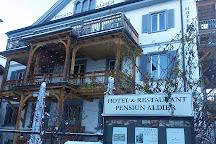 Alberto Giacometti Museum, Sent, Switzerland