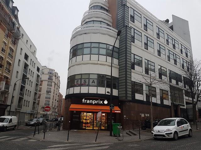 Franprix rue des Amandiers