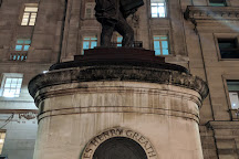 Statue of James Henry Greathead, London, United Kingdom