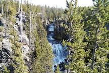 Kepler Cascades, Yellowstone National Park, United States