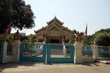 Kaba Aye Paya, Yangon (Rangoon), Myanmar