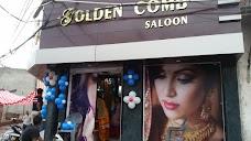 Golden Comb Salon Kasur