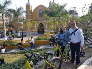 SPECIALIZED KENNEDY - GREEN BIKE premium lima bike tours and rentals 3
