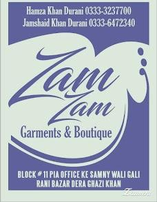 Zam Zam Garments dera-ghazi-khan