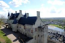 Forteresse royale de Chinon, Loire Valley, France