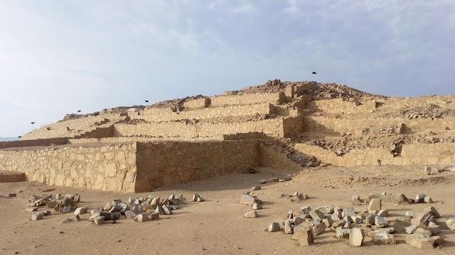 Zona Arqueológica Caral