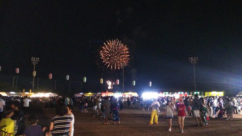 長与町総合公園 ふれあい広場