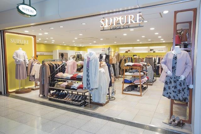 SUPURE 新宿サブナード店