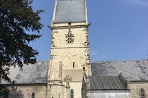Eglise Saint-Come-et-Saint-Damien d'Angoville-au-Plain, Angoville-Au-Plain, France