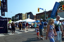 Bloor West Village, Toronto, Canada