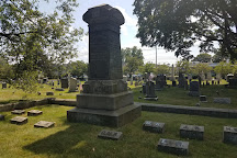 East Norwalk Historical Cemetery, Norwalk, United States