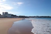 Playa Primera de El Sardinero, Santander, Spain