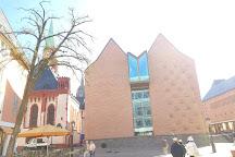 Junges Museum Frankfurt, Frankfurt, Germany
