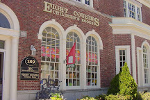 Eight Cousins Bookshop, Falmouth, United States