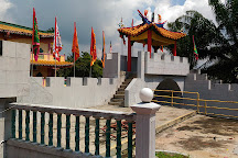 Wan Loong Chinese Temple, Port Dickson, Malaysia